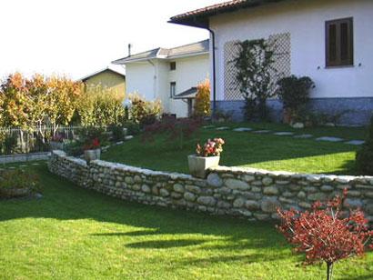 Bonaldo giardini gallery fotografica interventi e for Allestimento giardino